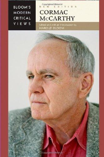 Cormac McCarthy (Bloom's Modern Critical Views)