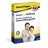 Software - SteuerSparErkl�rung 2016 (f�r Steuerjahr 2015)