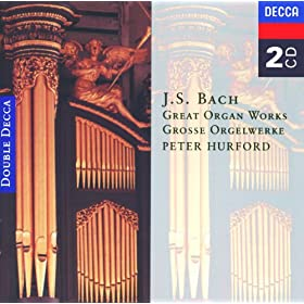 Bach, J.S.: Great Organ Works (2 CDs)