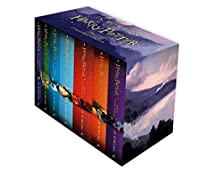 Harry Potter: The Complete Collection  Von Joanne K. Rowling