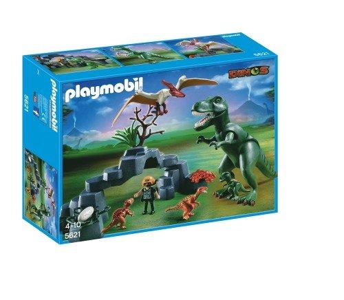 Playmobil-5621-Dino-Club-Set