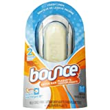 Bounce 2 Month Fresh Linen Dryer Bar 1.28 Oz (Pack of 6) ~ Bounce