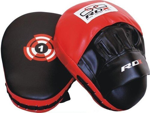 RDX Focus Pads & Mitts,Hook & Jab,Punch Bag Kick Boxing