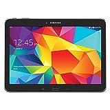 Samsung Galaxy Tab 4 4G LTE Tablet, Black 10.1-Inch 16GB (AT&T)