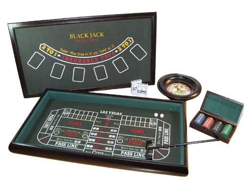 table top gambling games