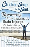 img - for Chicken Soup for the Soul: Recovering from Traumatic Brain Injuries: 101 Stories of Hope, Healing, and Hard Work book / textbook / text book