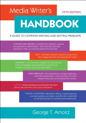 Media Writer's Handbook: A Guide to Common Writing and...