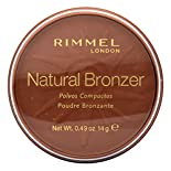 Rimmel London Natural Bronzer, Sun Bronze 022, 0.49 oz