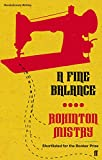 A Fine Balance (Revolutionary Writing) Rohinton Mistry