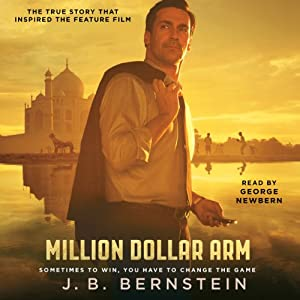 Million Dollar Arm Audiobook