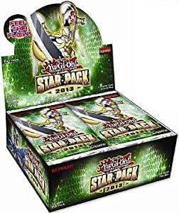 YuGiOh Yu-Gi-Oh: Star Pack 2013 Booster Box [1st Edition]