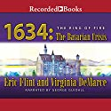 1634: The Bavarian Crisis (       UNABRIDGED) by Eric Flint, Virginia DeMarce Narrated by George Guidall