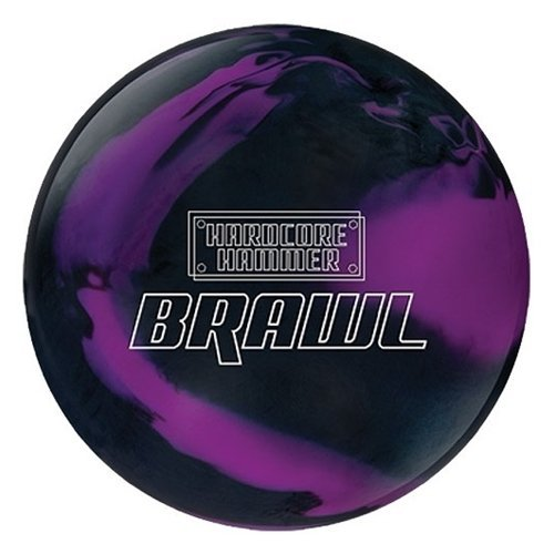 Buy Hardcore Hammer Brawl Bowling Ball B004D0SZRS