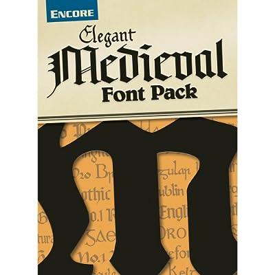Elegant Medieval Fonts