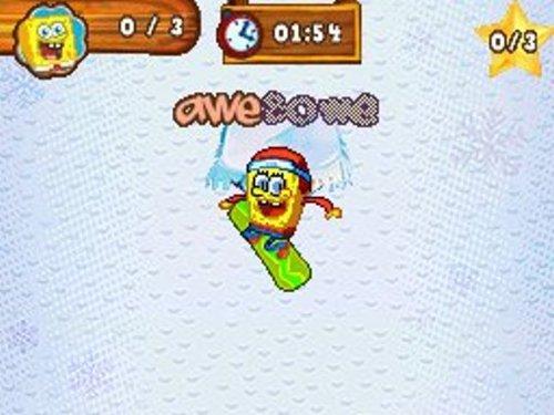 SpongeBob Surf and Skate Roadtrip  screenshot