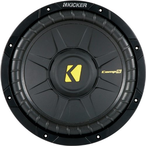 "Kicker 40Cws102 10"" Comps Car Subwoofer"