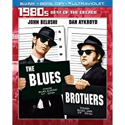 The Blues Brothers (Blu-ray + Digital Copy + UltraViolet)