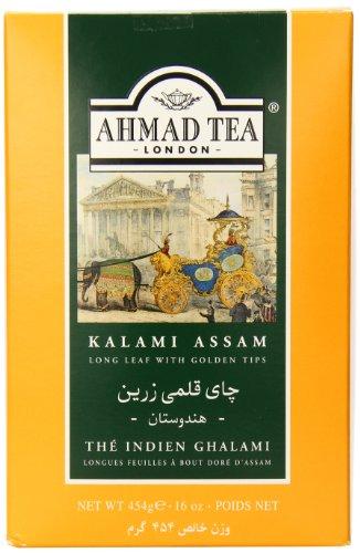 Ahmad Tea 454g Loose Ghalami Tea, 16 Ounce Box (Pack of 4)