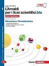 L'Amaldi per i licei scientifici.blu. Con espansione online. Per le Scuole superiori: 1