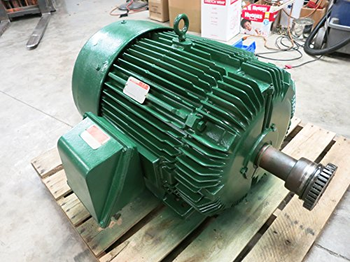 Reliance Electric 100 Hp Eb405T Duty Master Xe Energy Efficient Motor 1785 Rpm