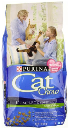 See Purina Cat Chow, 7-Pounds