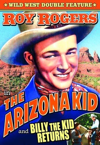 DVD : Billy The Kid Returns / Arizona Kid