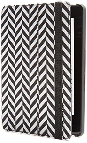 Incipio Custodia a portafoglio con supporto per Fire HD 7 (4ª generazione - modello 2014), motivo a zig zag