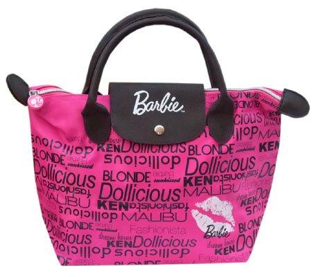 バービー Barbie ミニボストンバッグ Dollicious8934【キャラクター グッズ 輸入 インポート 雑貨】