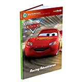LeapFrog LeapReader Book Disney Pixar Cars Racing Adventures Works With Tag