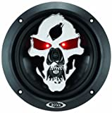"BOSS Audio SK653 Phantom Skull 350-watt 3 way auto 6.5"" Coaxial Speaker"