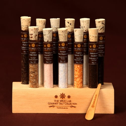 Gourmet Sea Salt Sampler Collection No. 2 - A