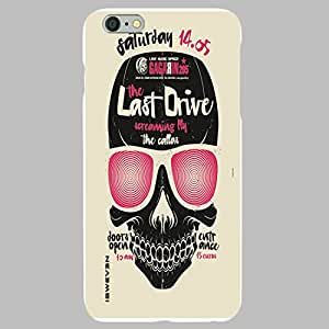 iSweven Luxurious Printed high Quality Last Drive Design Back case cover for Apple iphone 5/5s iph1375