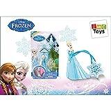 Frozen - Linterna mágica Elsa con luz (IMC Toys 16576)
