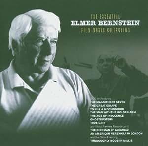 Essential Elmer Bernstein Film Music Coll - O.S.T.