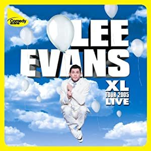 XL Tour Live  by Lee Evans