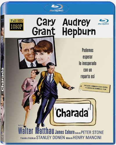 Charada [Blu-ray]