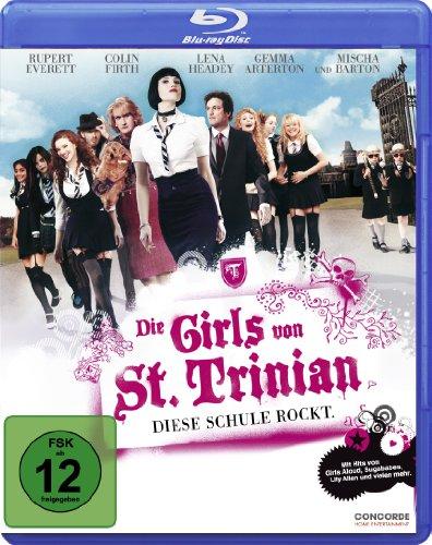 Die Girls von St. Trinian [Blu-ray]