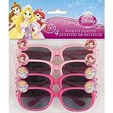 Disney Princess Novelty Glasses, 4ct