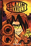 img - for Blazin' Barrels Volume 1 (Blazin' Barrels (Graphic Novels)) (v. 1) by Min-Seo Park (2005-06-07) book / textbook / text book