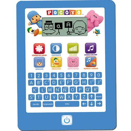 Pocoyo 87480 - My Tablet (Bandai)