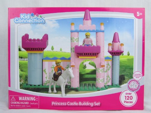 Princess Castle Building Set by Kid Connection - 1