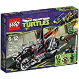 LEGO Teenage Mutant Ninja Turtles 79101: Shredder's Dragon Bike