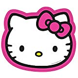 Hello Kitty Stars Party Shaped Plates pack of 8