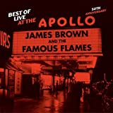 Best of Live at the Apollo: 50th Anniversary an album by James Brown
