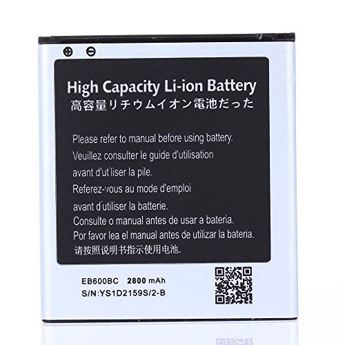 High Capacity Samsung Galaxy S4 Battery B600BC B600BE B600BU B650AC For Samsung Galaxy S 4 SGH-I337 / Samsung Galaxy S 4 SPH-L720 / Samsung Galaxy S 4 SGH-M919 / Samsung Galaxy S 4 SCH-I545 / Samsung Galaxy S 4 Active SGH-I537 / Samsung Galaxy S 4 GT-I9500 / Samsung Galaxy GT-i9152 GT-i9150 2800 mAh (Samsung S4 Active Battery compare prices)