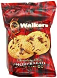 Walkers Shortbread Chocolate Chip , 2-Count Cookies (Pack of 24)