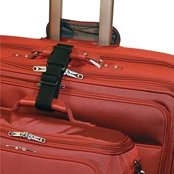 Austin House Luggage Add-a-bag, Black, One Size