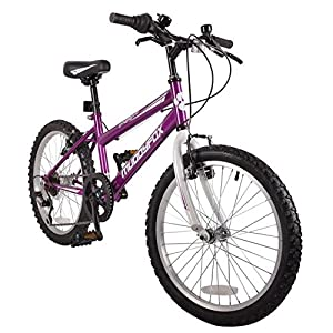 Muddyfox Kids Synergy20 Girls Children Mountain Bike Bicycle Cycle Cycling