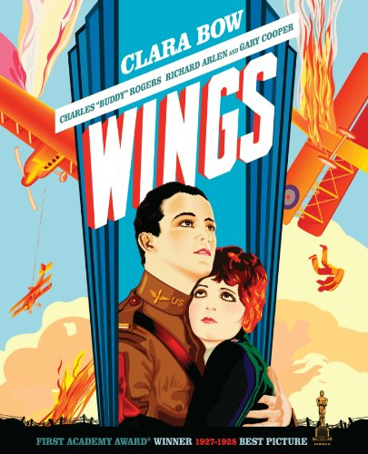 Cover art for  Wings [Blu-ray]