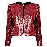 Ted Baker Blubele Women's Sequin Jacket